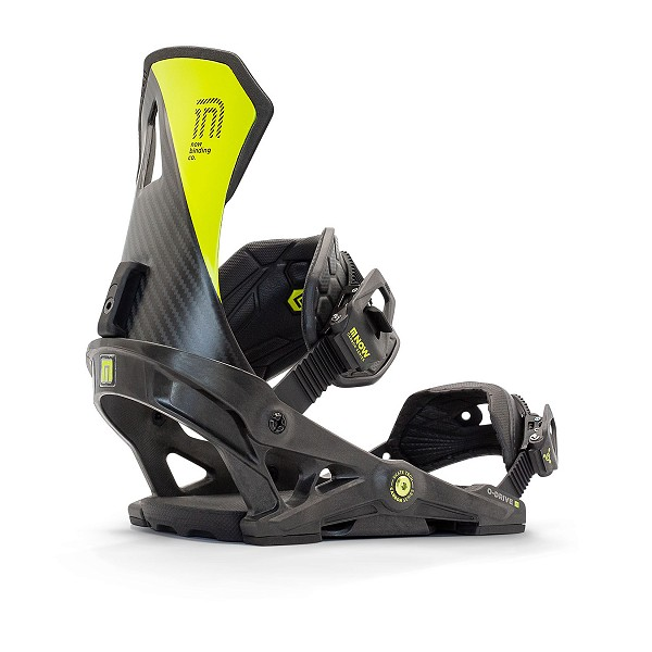 O-Drive Snowboard binding from Now Snowboarding
