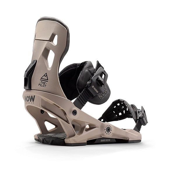 Pilot Snowboard binding from Now Snowboarding